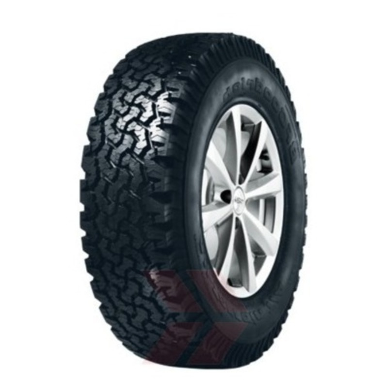 new bf goodrich tyre all terrain ta ko m s fsl rwl 225 70r16lt 102r tl ebay. Black Bedroom Furniture Sets. Home Design Ideas