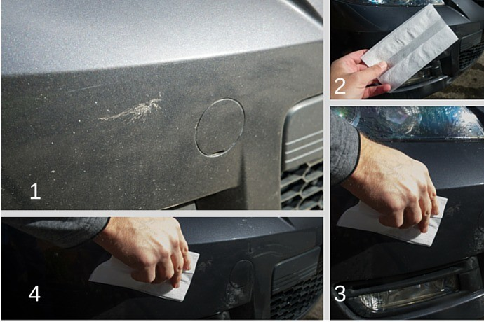 Use Dryer Sheets to Remove Stuck Bugs from Your Car