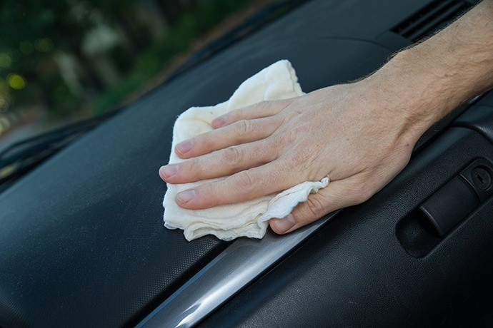 Prevent Scuffing/Scratching with a Soft Towel