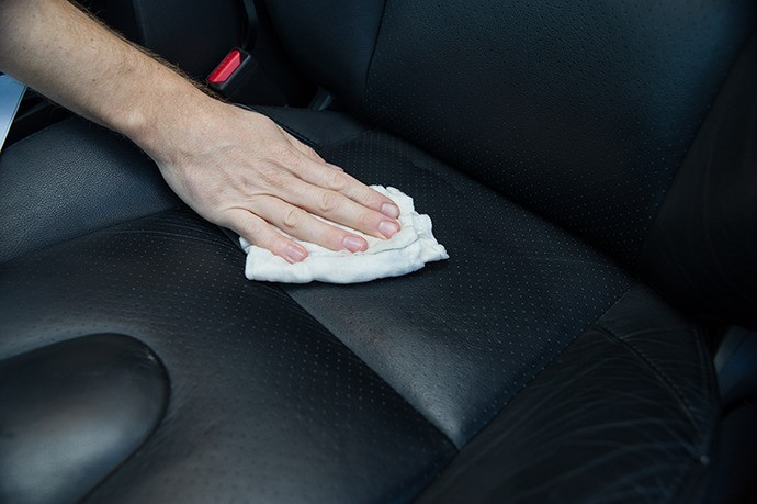 A Chemical Free Way to Clean Your Car Dashboard