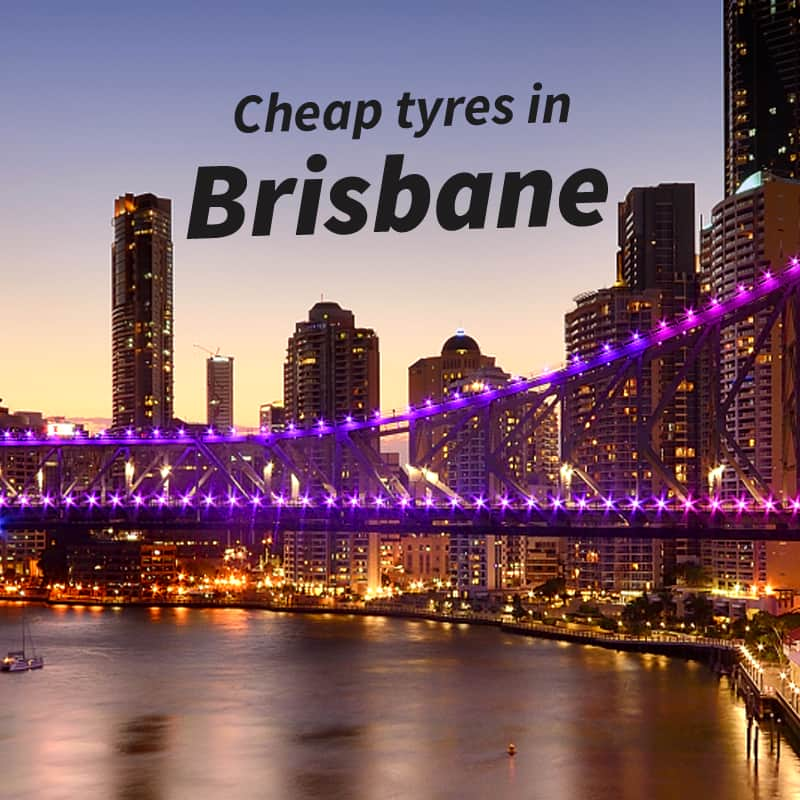 Cheap tyres Brisbane