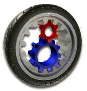 App Gear Tyre