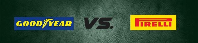 goodyear vs pirelli