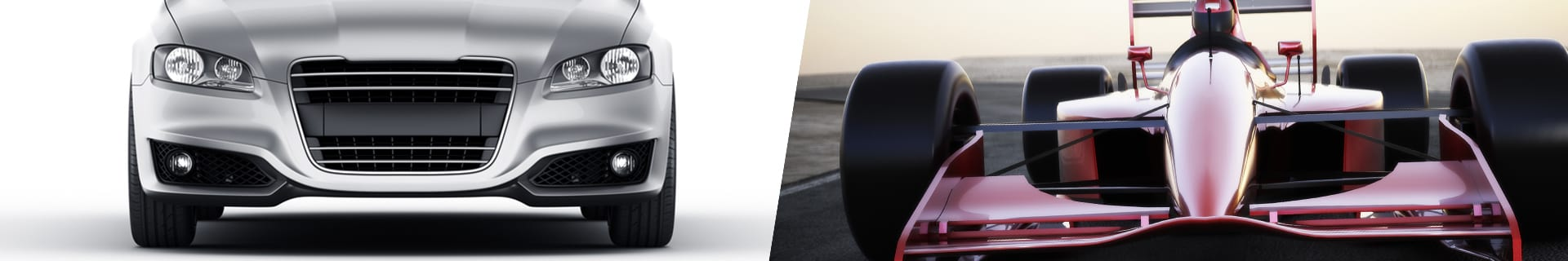 Differences between road and racing tyres
