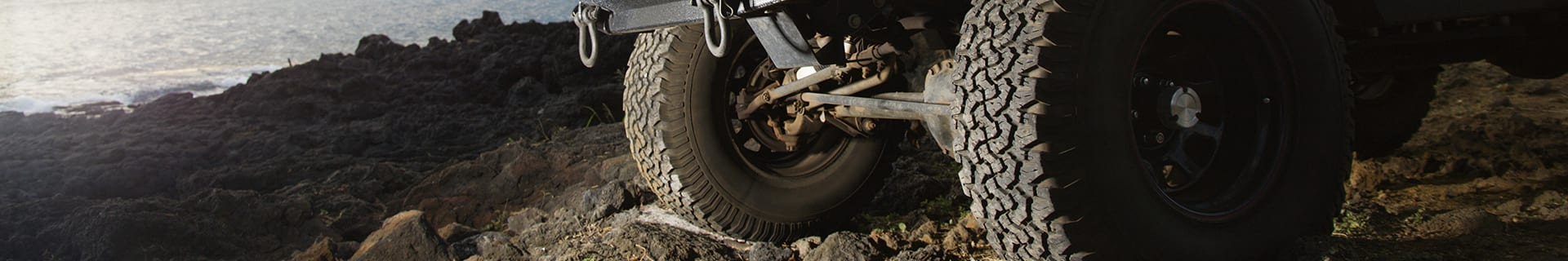 Essential Guide To All-terrain Tyres - Best 4x4 Tyres