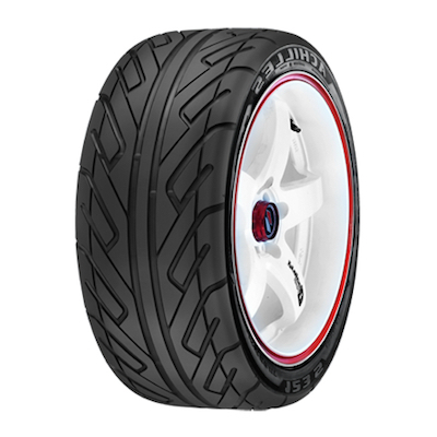 Tyre ACHILLES 123 S SEMI SLICK NHS 255/35R18 90V  TL