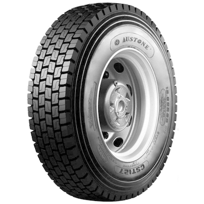 Tyre AUSTONE AT 127 18PR 315/80R22.5 154/151M  TL