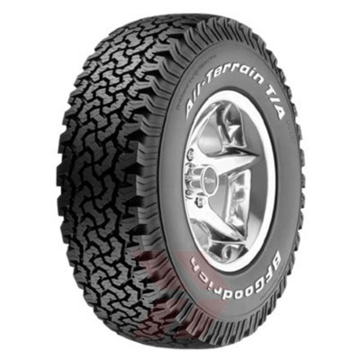BF GOODRICH ALL TERRAIN TA TYRES