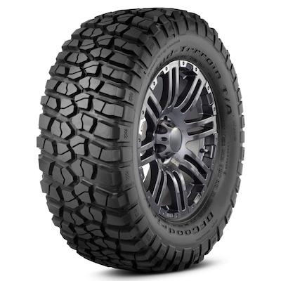Tyre BF GOODRICH MUD TERRAIN TA KM2 285/70R17LT 121/118Q  TL