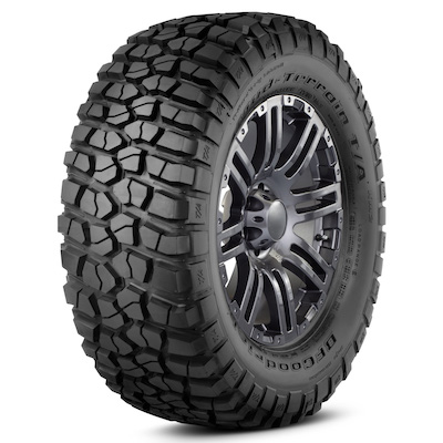 Bf Goodrich Mud Terrain Ta Km2 Tyres 35X12.50R17LT 119Q