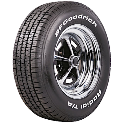 Bf Goodrich Radial Ta Tyres 205/60R15 90S