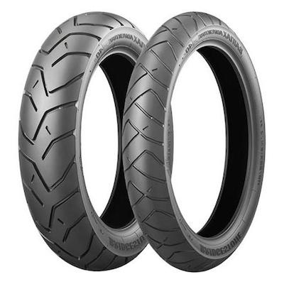 Bridgestone Battlax Adventure A40 Tyres 170/60R17 72V