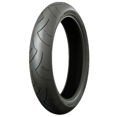 Bridgestone Bt 01 Tyres 120/70ZR17M/C (58W)