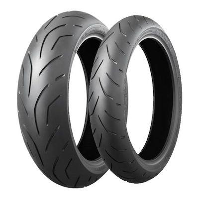 Bridgestone Bt S20 Tyres 200/50ZR17M/C (75W)