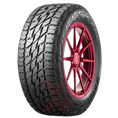 Tyre BRIDGESTONE DUELER AT 697 265/70R17 118S