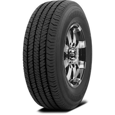 Bridgestone Dueler Ht 684 2 Tyres 245/70R16 111T