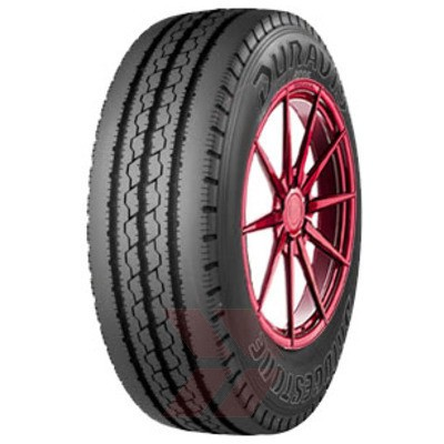 Bridgestone Duravis R205 Tyres 205/70R17.5 115L