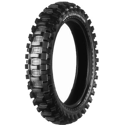 Bridgestone M 40 Tyres 2.50-10 33J TT