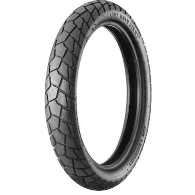 Bridgestone Trail Wing 101 Tyres 100/90-19M/C 57H TT