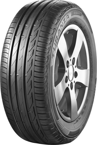 Bridgestone Turanza T001 Evo Tyres 215/50R17 91W