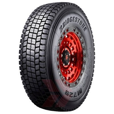 BridgestoneV Steel Mix M729Tyres9.5R17.5 129/127M