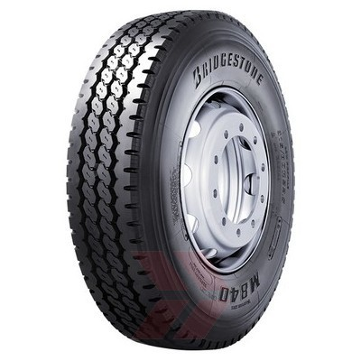 Bridgestone V Steel Mix M840 Tyres 315/80R22.5 156/150K