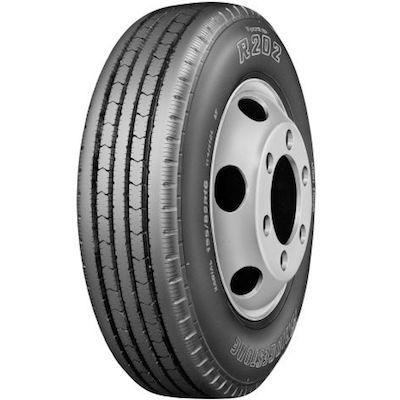 Bridgestone V Steel Rib R202 Tyres 195/85R15C 113/111L