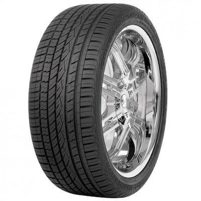 Tyre CONTINENTAL CONTACT UHP XL SSR * 285/45R19 111W  TL