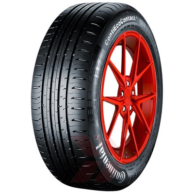 Continental Contiecocontact 5 Suv Tyres 235/55R19 105V