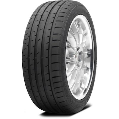 Continental Contisportcontact 3 Tyres 245/45R19 98W