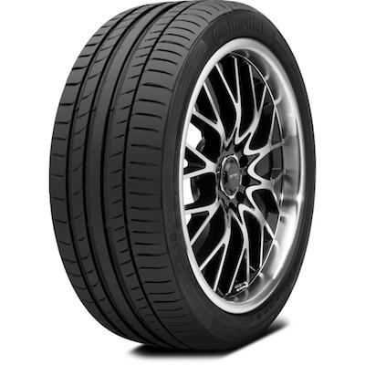 Continental Contisportcontact 5p Tyres 245/30ZR20 Z