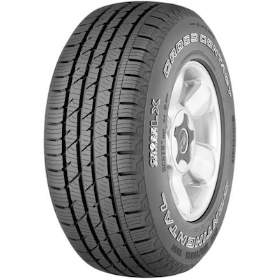 Continental Crosscontact Lx Tyres 255/65R17 110T