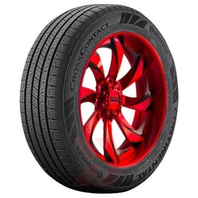 Continental Crosscontact Rx Tyres 215/60R17 96H