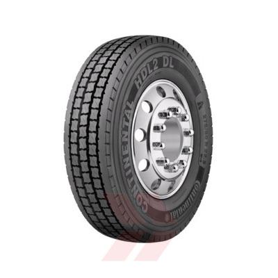 Tyre CONTINENTAL HDL2 ECO PLUS 20PR M+S 315/80R22.5 156/150L  TL
