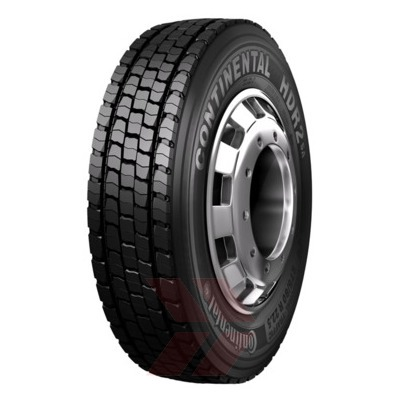 Continental Hdr2 Tyres 295/80R22.5 152/148M