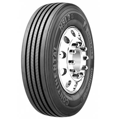Tyre CONTINENTAL HSL2 ECO PLUS ME LRL 315/80R22.5 156/150L  TL
