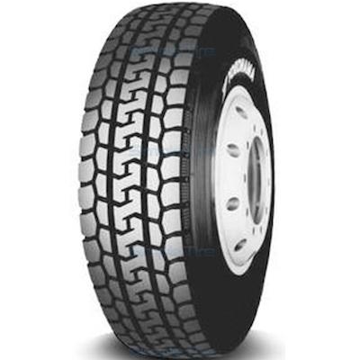 Tyre CONTINENTAL HYBRID HS3 12PR LS3 LRF 205/75R17.5 124/122M  TL