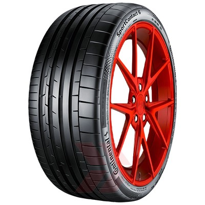 Continental Sportcontact 6 Tyres 305/30ZR19 (102Y)