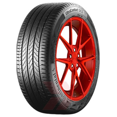 Continental Ultra Contact Uc6 Tyres 195/60R16 89H