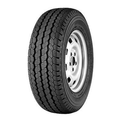 Continental Vanco 4s Tyres 225/55R17 101H