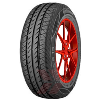 Continental Vancocontact Tyres 225/55R17 101V