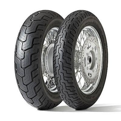 Dunlop D 404 Tyres 3.00-19M/C 49S TT