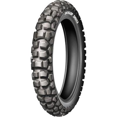 Dunlop D 603 Tyres 3.00-21M/C 51P TT