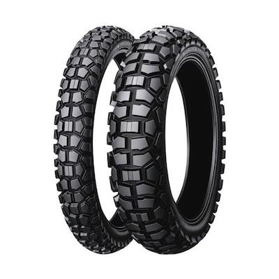 Dunlop D 605 Tyres 3.00-21M/C 51P TT