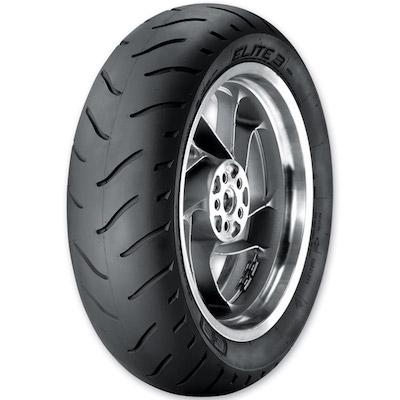 Dunlop Elite 3 Tyres 130/70R18M/C 63H