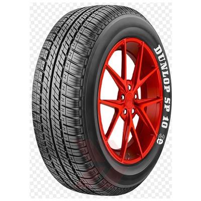 Dunlop Sp 10 3e Tyres 165/70R14 81S