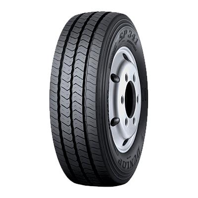 Dunlop Sp 341 Tyres 9.50R17.5 129/127M