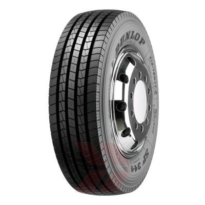 Dunlop Sp 344 Tyres 215/75R17.5 126/124M