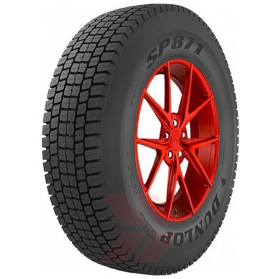 Dunlop Sp 871 Tyres 11.00R22.5 148/145M