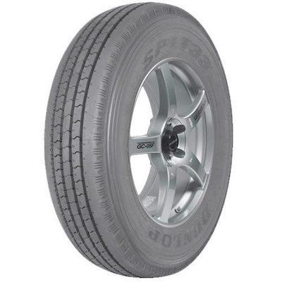 Dunlop Sp Lt 33 Tyres 205/85R16 117/115L